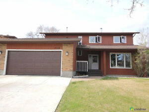 2 Storey for sale - 3110 Parkland Drive, Regina -
