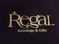 Regal Greeting and Gifts Local Sale