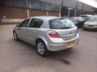 Vauxhall Astra 1.6i 16v Breeze 5 DOOR - 2005 05-REG - FULL 12 MONTHS MOT
