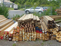 New Lumber for Sale