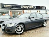 2016 66 BMW 3 SERIES 2.0 330E M SPORT 4D 181 BHP SUNROOF