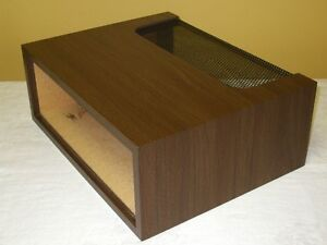 Marantz WC-10 Wood Case 104 105 110 112 1030 1040 1060 1070 4060