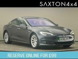 2016 Tesla Model S Hatchback Electric Automatic