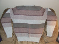 Knitted Sweaters - $5.00 +