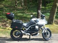 FOR SALE *** Moto Guzzi Stelvio 1200 NTX TT ABS. *** FOR SALE