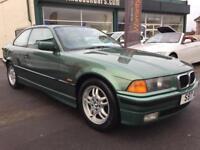 1998 S BMW 318 1.9 IS Coupe Auto LONG MOT