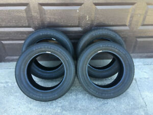 (4) 215/60R16 Firestone Tires Great Condition!! $160 For The Set