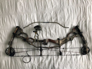Arc Hoyt Carbon Spyder Turbo Bow