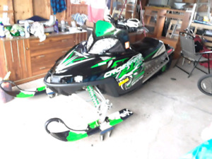 2009 Arctic Cat 1000R Crossfire