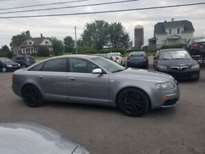 Audi S6 V10 2007 OPEN TO TRADE