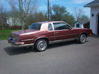 1982 Low Low Kilometer Olds Cutlass Calais