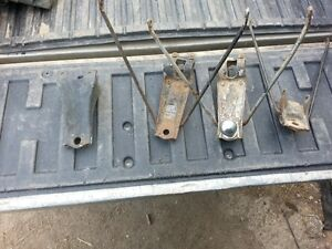 Honda atc Three wheeler Trailer Hitches