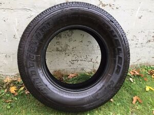 235/65/16 tire. LIKE NEW St. John's Newfoundland image 3
