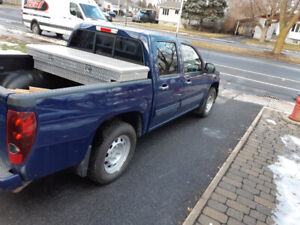 2010 Chevy Colorado King Cab RWD 2.9L 4 Cyclinder