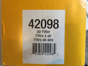 WIX Air Cleaner 42098