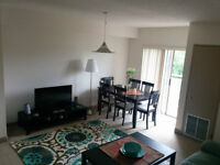 2 bedroom apt. available for sublet/rent starting Aug or Oct 1st