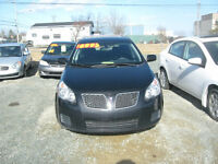 2009 Pontiac Vibe Hatchback AWD...101,000 KMS...INSPECTED