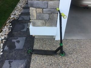Used Havoc Storm Complete Scooter - Green