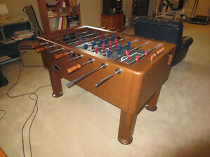 Fooze Ball Table Premium Harvard Kitchener / Waterloo Kitchener Area image 1
