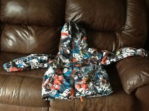 Billabong snowboard jacket Youth Size 10. Like new! Kitchener / Waterloo Kitchener Area image 1