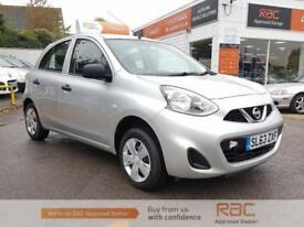NISSAN MICRA VISIA 2013 Petrol Manual in Silver