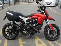 Ducati Hyperstrada 2015 in Red 4634 Miles
