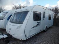 2010 Swift Safari 550 fixed bed EXCELLENT CONDITION