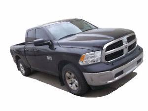 2014 DODGE RAM 1500 4X4 CREW CAB Cash/trade/lease to own terms.
