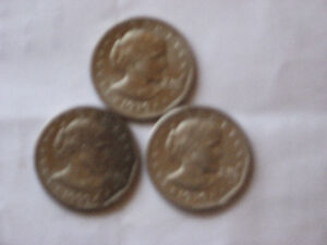 Susan B Anthony Dollar Coins