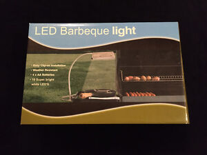 Barbeque Light for Nighttime Queing