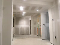Drywall & Taping services .