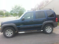 2004 Jeep Liberty Berline