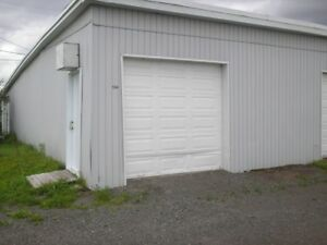 Warehouse For Rent  18' x 24', $525
