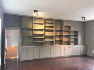 Ahuntsic vaste appartement rénové disponible au 1er octobre