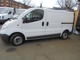 Vauxhall Vivaro 2.0CDTi ( 90ps ) ( EU V ) 2012MY 2700 EcoFLEX SWB