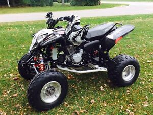 Predator 500 with reverse