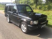 2003 Land Rover Discovery 2.5 TDi XS 5dr 7 SEATS + LONG MOT