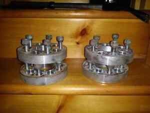 Rim adaptor/Spacer  from 5x100 to 5x108