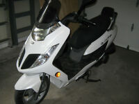 Kymco Frost 200i