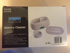 Jewellery cleaner new