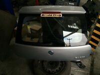 2006 FIAT PUNTO MK3 BOOT LID