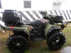 Used 2006 Polaris Sportsmans 500 HO