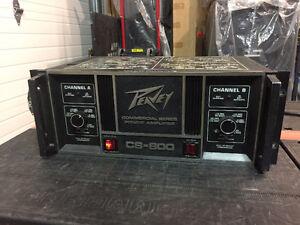 PEAVEY CS-800 Power Amp