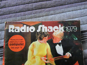 1979 Radio Shack Catalog- Intact and in VG Condition Peterborough Peterborough Area image 3