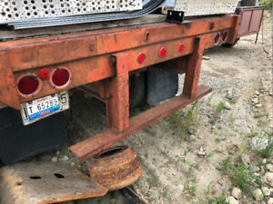 45 foot highboy trailer
