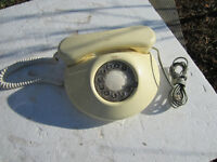 Northern Telecom 440A rotary phone""