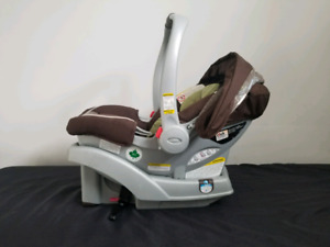 Coquille + base Graco click connect
