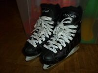 CCM Skates size 2 for 7-9 years old boy