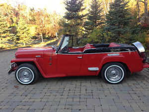 1950 Willy's Overland Jeepster