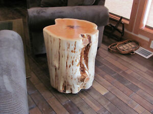 Tree tables by famous Deep Forest furnishings Comox / Courtenay / Cumberland Comox Valley Area image 10